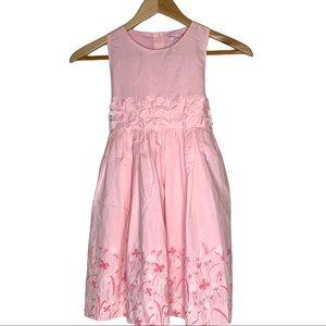 EMMA'S GARDEN Pink Sleeveless Tulle Dress 7